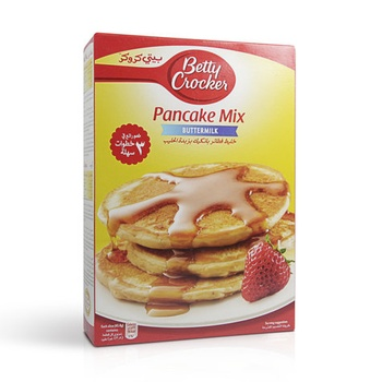 Betty Crocker pancakes mix buttermilk 37oz