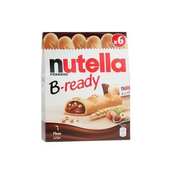Nutella B-Ready T6 132g
