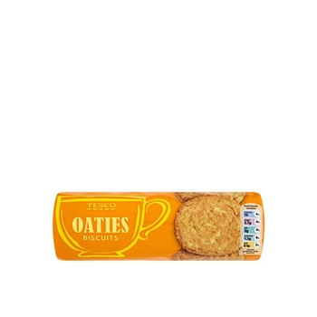 Tesco Oaty Rounds Biscuits 300g