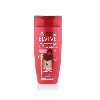 Loreal Elvive Protecting Shampoo For Colored & Highlighted Hair 200ml