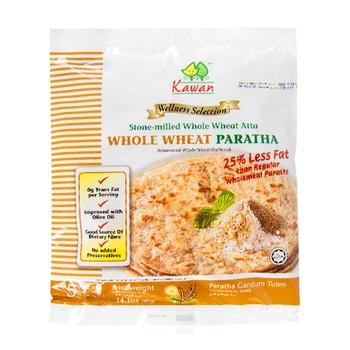 Kawan Wellness Whole Wheat Paratha 400 Gms.