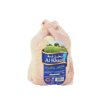 Al Khazna Fresh Whole Chicken 1000g