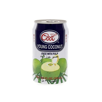 So Cool Young Coconut Juice 310ml