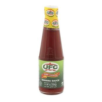 Ufc Banana Sauce Regular 11 OZ