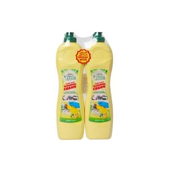 Teepol Scouring Cream 500ml Pack Of 2