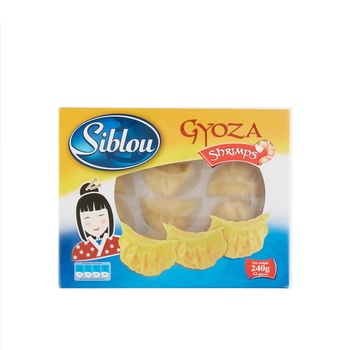 Siblou Shrimps Gyoza 240g