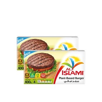 Al Islami Plant-Based Burger 2X400g