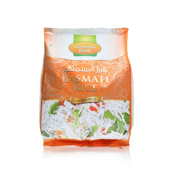 Goodness Foods Basmati Rice 10kg