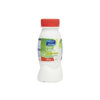 Almarai Laban Low Fat With Vitamins 180 ml