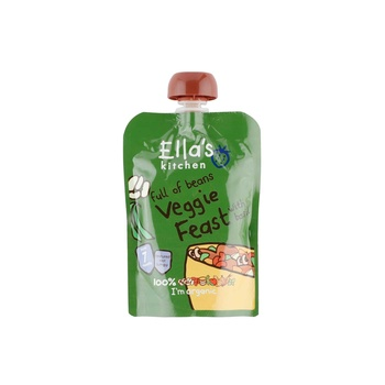 Ellas Kitchen Four Beans Feast 130g