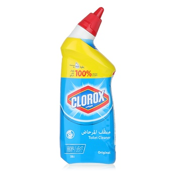 CLOROX Manual Bowl Cleaner Regular 709 ml
