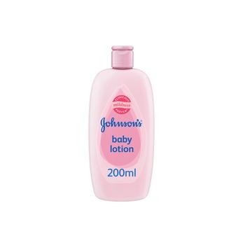Johnsons Baby Lotion 200ml