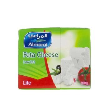 Al Marai Lite Feta Cheese  200g