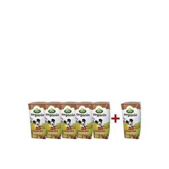 Arla Disney Organic Milk Chocolate 6 x 200ml