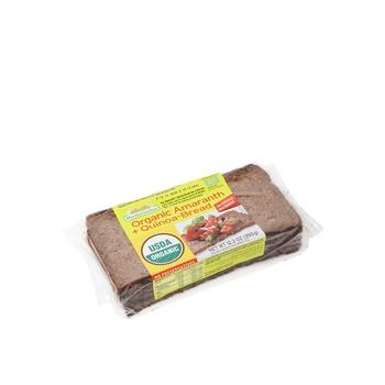 Mestemacher Org Amaranth Quinoa Bread350