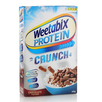 Weetabix Protein Crunch Chocolate 450g @15% Off