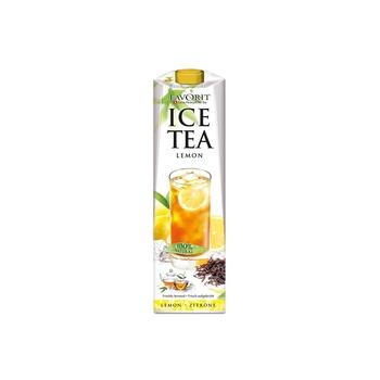 Favorit Swiss Premium Ice Tea Lemon 1ltr