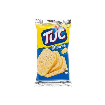 Lu Tuc Crackers Cheese 24g