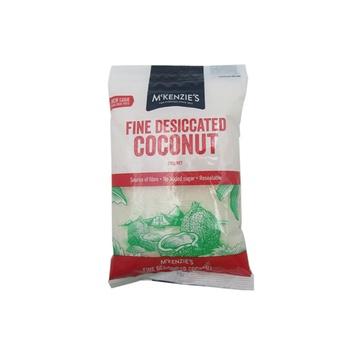 Mckenzie'S Fine Desiccated Coconut 250g