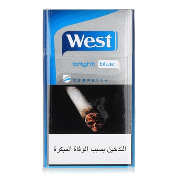West Cigarettes Bright Blue  20s