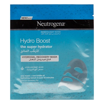Neutrogena Hydro Boost Hydrating Hydrogel Mask 30 ml