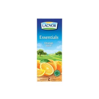 Lacnor Juice Orange 12 X 180ml