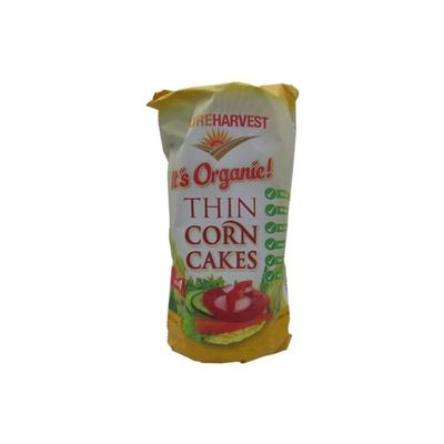 Pureharvest Organic Thin Corn Cakes 150g