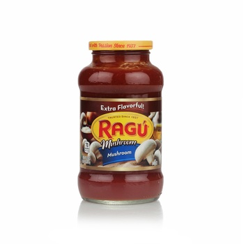 Ragu Pasta Sauce Mushroom 677g