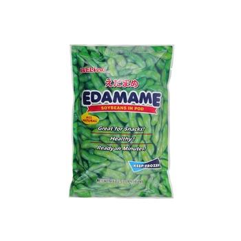 Wel-Pac Edamame 454g