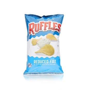 Ruffles Reduced Fat Potato Chips 182g