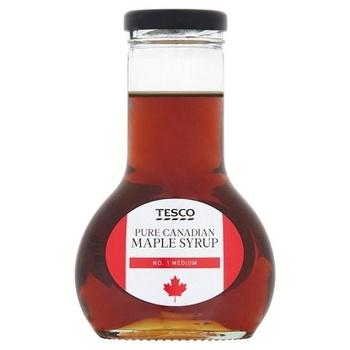 Tesco Maple Syrup 250g