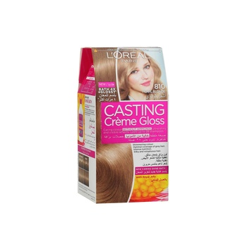 Loreal Casting Cream Gloss 810 Pearl Blonde