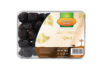 Goodness Foods Ajwa Dates 400g
