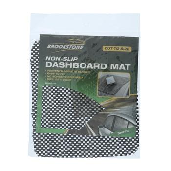 Brookstone Non Slip Dashboard Mat