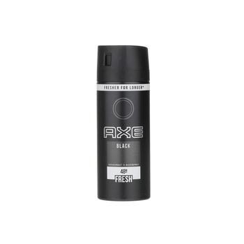 AXE Black Deodorant and Body Spray for Men, 150 ml