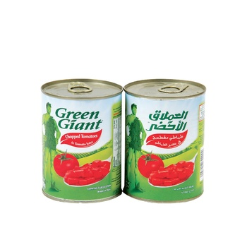 Green Giant Peeled Tomato 400g Pack Of 2