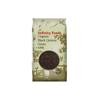 Infinity Org Black Quinoa 450g