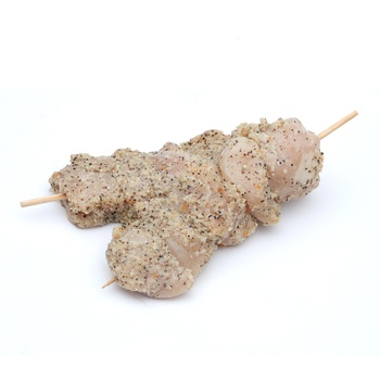 Chicken Lemon & Pepper Kebab Defrosted