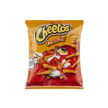 Cheetos Crunchy Cheese Flavoured Snack 1.25oz