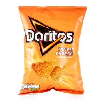 Walkers Doritos Tangy Cheese 40g