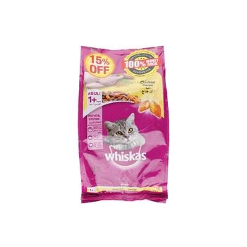 Whiskas Chicken 2X1.2kg