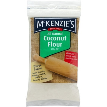 Mckenzies All Natural Coconut Flour 330g