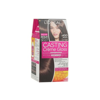 Loreal Casting Creme Gloss 400 Brown
