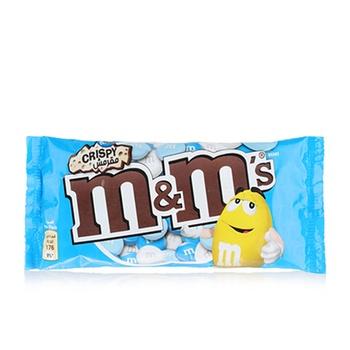 M&M's Crispy Chocolate 36g