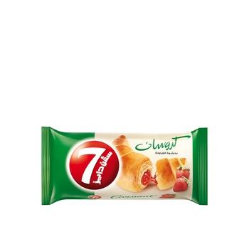 7 Days Strawberry Croissant 55g