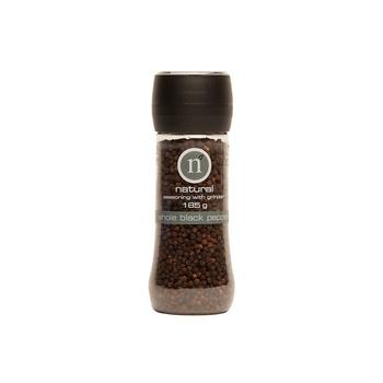 Natural Whole Pepper Grinder 185g
