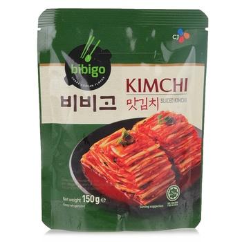 Cj Bibigo Sliced Kimchi 150g