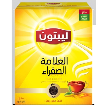Lipton Yellow Label Tea Bags 800g