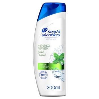 Head & Shoulders Shampoo Refresh Natural (Menthol) 200ml