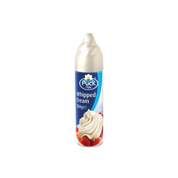 Puck Whipped Cream Spray 250g